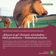 Steckbrief herunterladen - EUROPARC Deutschland eV
