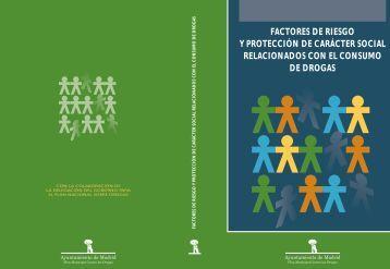 Factores de riesgo y proteccion de caracter social relacionados