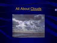 All About Clouds - Science