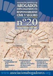 Revista nº 20, 4º trimestre año 2006 (PDF 4.6 Mb) - Asociación ...