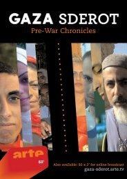 GAZA-SDEROT, Pre-War Chronicles