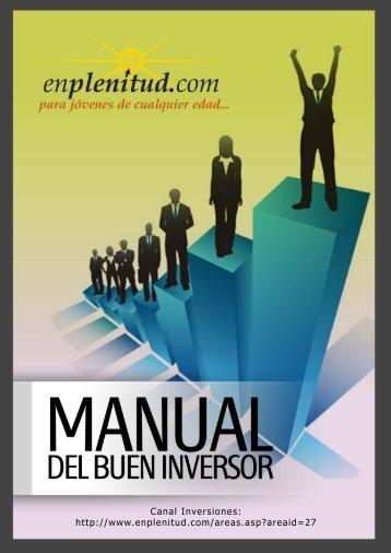 Manual del buen inversor - Enplenitud.com