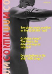 Everybody reacts positive on the ELISA HIV™ test! Do you ... - AltHeal