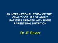 Baxter HPN-QOL surv..