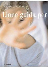 Linee guida per la valutazione dell'abuso - Ordine degli Psicologi ...