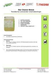 datenblatt-Star Cleaner Betula