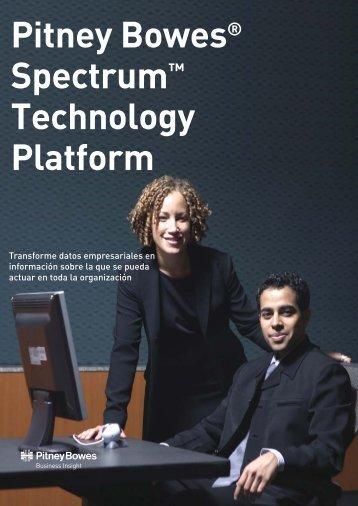 PBBI Spectrum Tech brochure_LAS.indd - Pitney Bowes Software ...