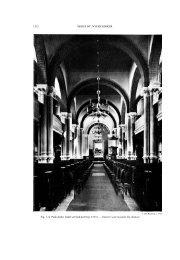 1312 ÅRHUS BY: NYERE KIRKER Fig. 1. S. Pauls kirke. Indre set ...