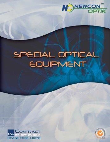 NVS 6 Aviator Night Vision Goggles - Newcon Optik