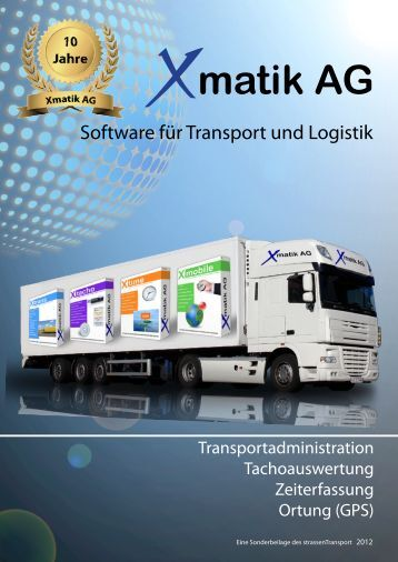 PDF-Version (4.9 MB) - Xmatik AG