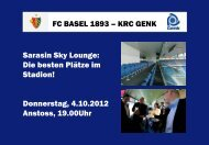Folie 1 - Basel United AG