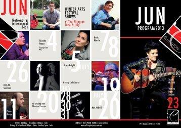 JULY JULY JULY - The Ellington Jazz Club