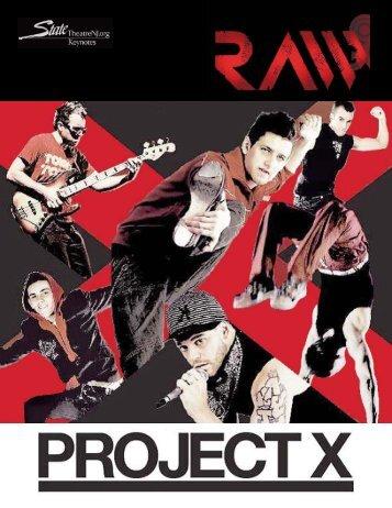 Raw Dance Company - State Theatre