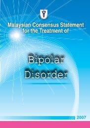 Bipolar Disorder - Malaysian Psychiatric Association