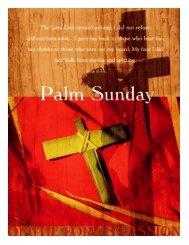 Easter Sunday, March 31 - St. John University Parish