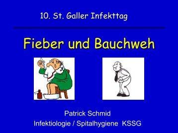 Fieber und Bauchweh - Infekt.ch
