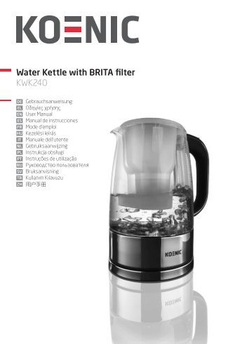 Brita Products Co Case Study Help - Case Solution & Analysis