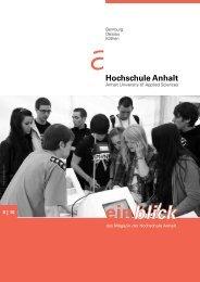 Personalia - Hochschule Anhalt