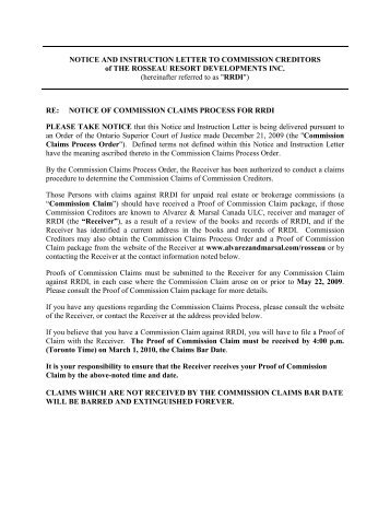 Shippers letter of instructions notice and instruction letter to commission thecheapjerseys Choice Image