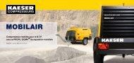 MOBILAIR Flyer - Kaeser Kompressoren