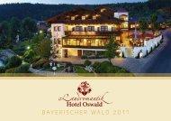 NEU - Hotel Oswald