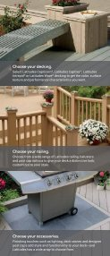 Latitudes Composite Decking and Railing Brochure - Universal ... - Page 3