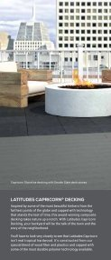 Latitudes Composite Decking and Railing Brochure - Universal ... - Page 4