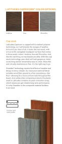 Latitudes Composite Decking and Railing Brochure - Universal ... - Page 7