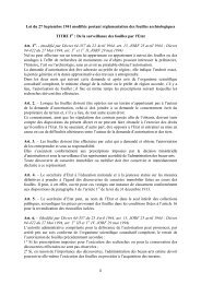 Loi du 27 septembre 1941 modifiée sur les fouilles ... - Vie publique
