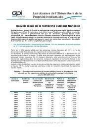 dossier complet - inpi.fr: Rhône-Alpes Lyon