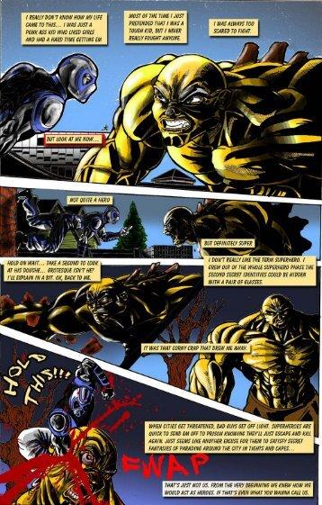 Smooth Comic 1