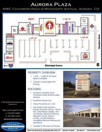 to Download - Crosbie Real Estate Group