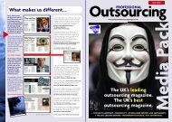 Media Pack - Professional Outsourcing Magazine