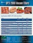 OPTI 2000 Vacuum Fillers - Page 2