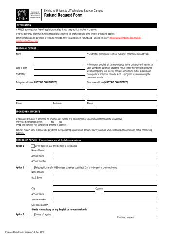 Inter Library Loan Book Request Form  Swinburne University Of