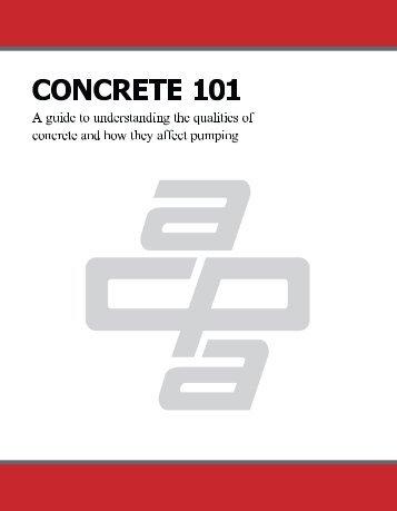 Concrete 101 - Modern Prepper