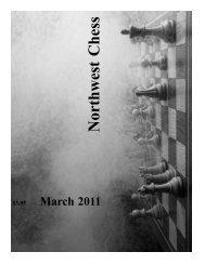 201103 - Northwest Chess!