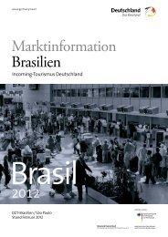 Marktinformation Brasilien - Deutschland