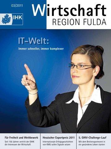 IT-Welt: - IHK Fulda