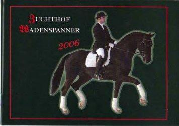 Hengstkatalog 2006 - Zuchthof Wadenspanner