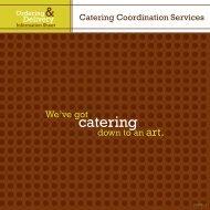 view our customary menu portfolio