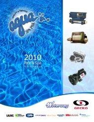 Full page photo - Aqua Spa Pak