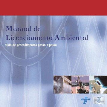 Manual Licenciamento Ambiental