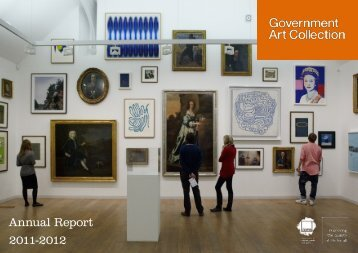 GAC Annual Report 2011-2012 - Government Art Collection