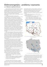 Elektroenergetyka – problemy i wyzwania – cz. II - AGH