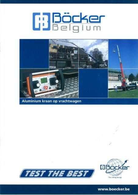 Page 1 Page 2 EU Aluminium mast met gesloten profiel EH ...