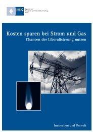 Kosten sparen bei Strom und Gas - Industrie- und Handelskammer ...