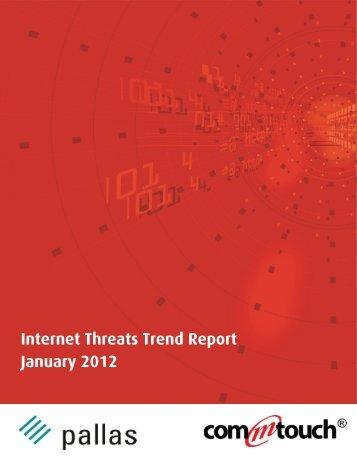 January 2012 Internet Threats Trend Report