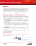 January 2012 Internet Threats Trend Report - Page 3