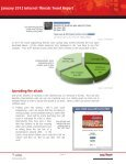 January 2012 Internet Threats Trend Report - Page 5